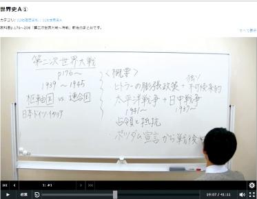 ビデオ授業イメージ