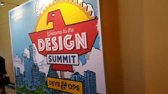 デザインサミット入口画像