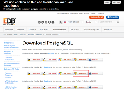 PostgreSQL Download3