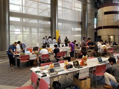 OSC2017Kyoto会場の様子