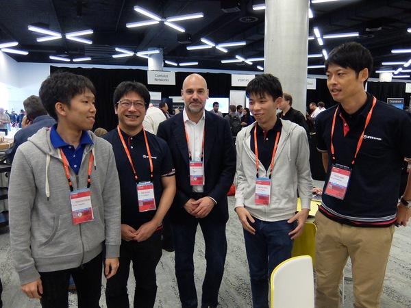 OpenStack Summit Sydney 参加レポート (3日目)