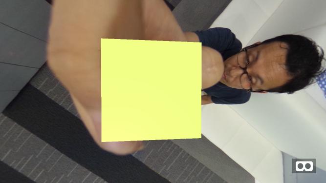 直方体の色を指定
