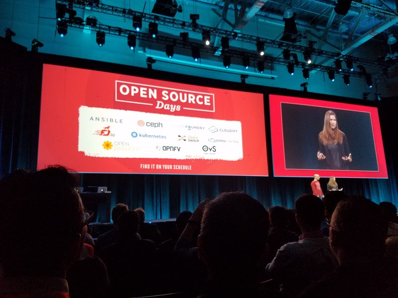OpenStack Summit 2017 Boston速報 1日目