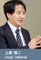NTTソフトウェア株式会社:上原 潤二