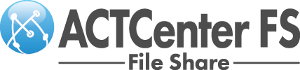 ACTCenter File Share